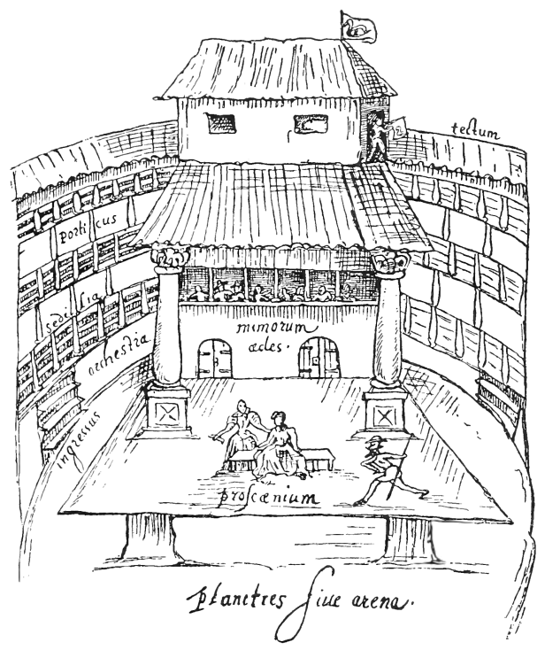 actor stage